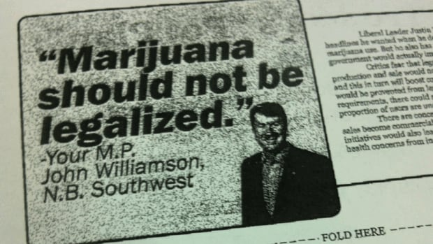 John Williamson marijuana survey