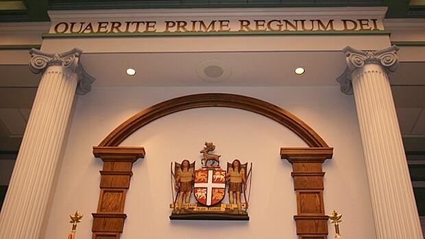 Newfoundland house of assembly speaker CBC