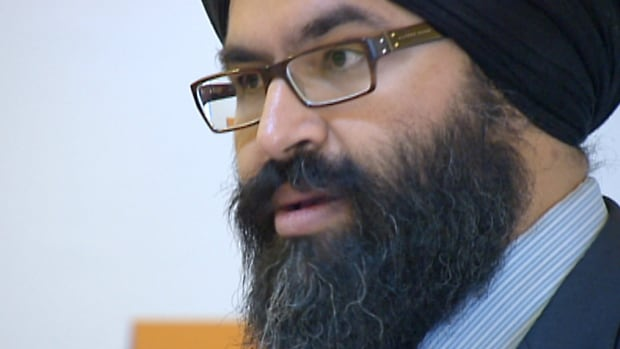 Manmeet Bhullar's state memorial service will be open to the public Sunday in Calgary.