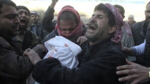 Syria mourning