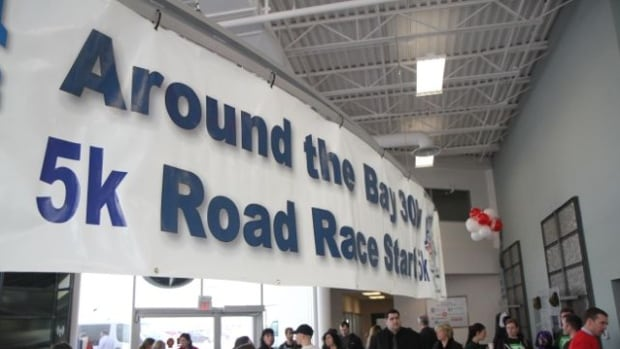 The Around the Bay road race is set for March 30, 2014
