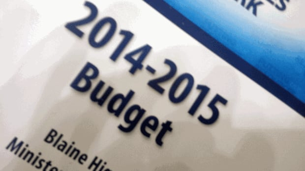 Finance Minister Blaine Higgs tabled his fourth provincial budget on Tuesday