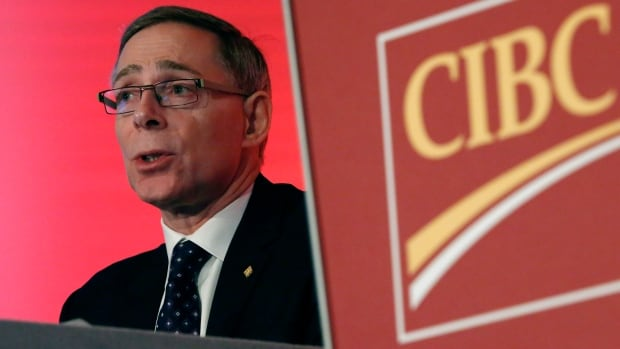 CIBC president and CEO Gerald McCaughey is named in three class action suits by shareholders demanding compensation because the bank did not disclose its exposure to the U.S. subprime market in 2008.
