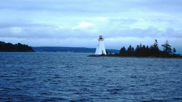 The lighthouse has been guarding Baddeck for 130 years.
