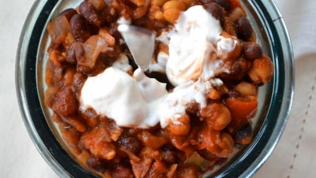 Smoky 3 Bean Chipotle Chili