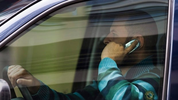 Saskatchewan law allows authorities to impound vehicles if a driver is caught twice in a year using an electronic device while driving.