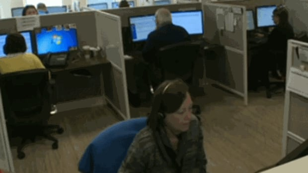 blood services call centre