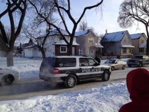 Winnipeg police raid