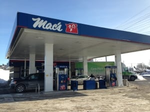 Mac's convenience store and gas bar