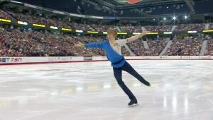 Kevin Reynolds's jump achievement