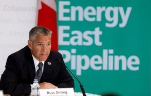 TransCanada Eastern Pipeline