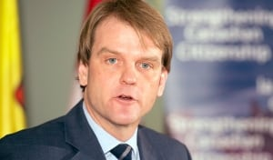 Immigration Minister Chris Alexander