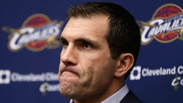 The Cavaliers fired general manager Chris Grant on Thursday. The NBA team has a 16-33 record and has dropped six in a row, matching its longest losing streak of the season.