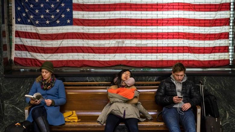 U S  Vice-President Joe Biden: LaGuardia like a 'third-world