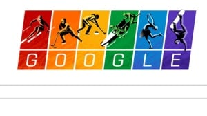 olympics google doodle