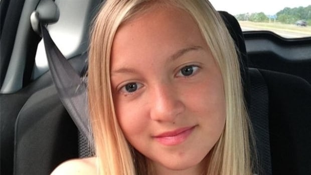 Béatrice Godin, 11, was shot Saturday in a home in St-Isidore along with her 13-year-old sister Médora. Béatrice survived the attack but died Wednesday of her injuries.