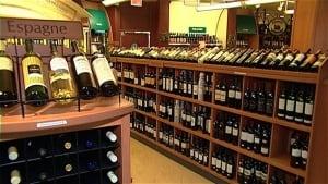 SAQ wine