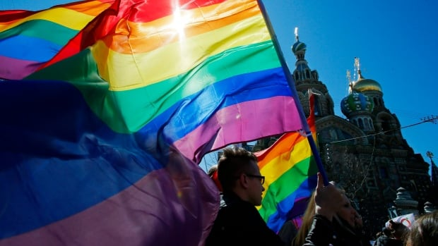 "A Russian law banning gay ""propaganda"" from reaching minors has drawn strong international criticism and calls for boycott of the Sochi Games from gay activists and others."