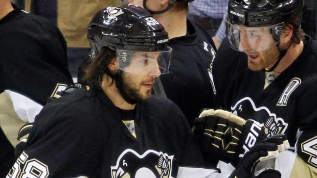 Penguins defenceman Kris Letang had a stroke last week that can be treated with blood thinners and is not believed to be career threatening, Pittsburgh general manager Ray Shero said Friday.