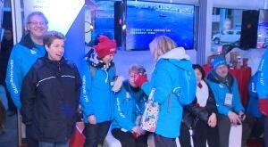 Blue-jackets at CBC