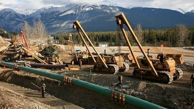 Kinder Morgan has proposed to triple the capacity of its existing Trans Mountain Pipeline, which carries crude oil and other products from Alberta to Port Metro Vancouver.
