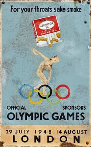 CravenA-London Olympics