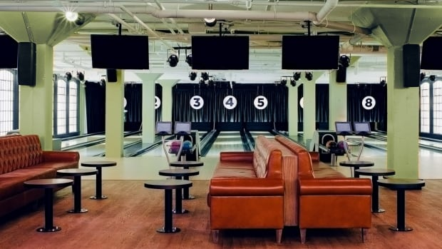 Those looking to enjoy a taco or three while bowling can head downstairs at the 10th Avenue National Beer Hall.