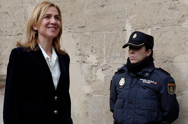 Spain Princess Cristina