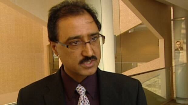 Edmonton Councillor Amarjeet Sohi isn't in Sochi, Russia for the Winter Games, but that hasn't stopped someone from having fun with his name.