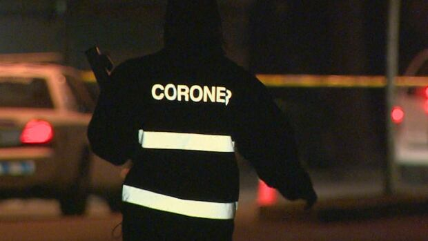 The B.C. Coroner's Service has confirmed that a skull found in an Esquimalt, B.C. storage shed last week was an old teaching tool.