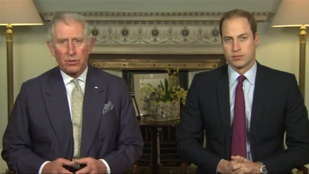 British Royals Prince Charles and Prince William urge people around the world to support efforts to stop illegal wildlife trade in a recently released video.