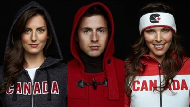 The Better Business Bureau is warning that Olympic apparel that like those worn by the athletes here and sold online may be fakes.