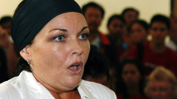 Australian beauty therapist Schapelle Corby, pictured in 2006, was found guilty of smuggling marijuana into Indonesia.