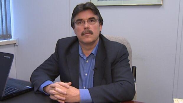 NAPE secretary-treasurer Bert Blundon said the strike at the Labatt plant near downtown St. John's was a tough battle.