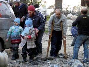 SYRIA-CRISIS/HOMS
