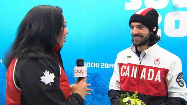 gold medal interview