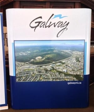 Galway housing development