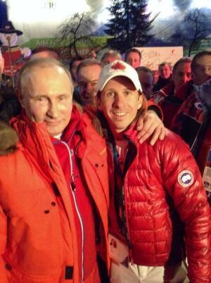 Iqaluit man meets Putin