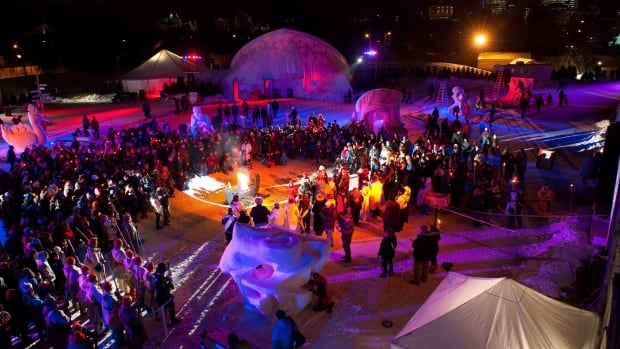 The Festival du Voyageur kicks off on Friday this weekend in Winnipeg.