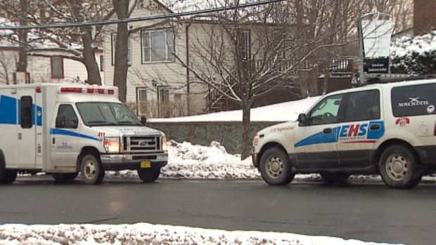 A 16-year-old girl was taken to hospital on Monday afternoon after being stabbed in Dartmouth.