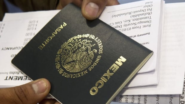 Citizenship Minister Chris Alexander says Canada is making visa processing quicker for Mexicans who have travelled to Canada or the U.S. within the last 10 years. Under the new program, Mexican applicants' passports will be examined for proof of previous travel and their visa applications will then be expedited.
