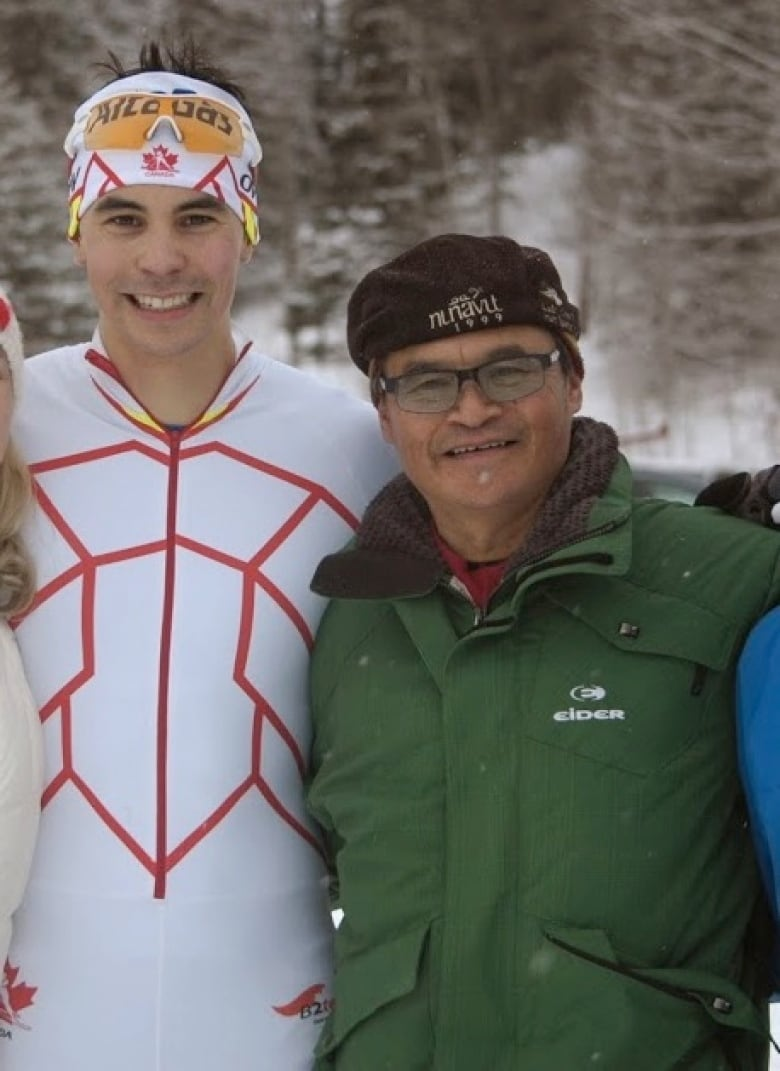 Olympic hopeful Jesse Cockney carries on family tradition