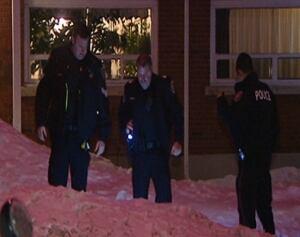 Cummings Avenue shooting cops police February 2014