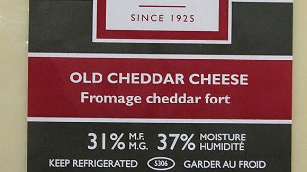 Jensen Cheese brand Old Cheddar Cheese is being recalled due to concerns over listeria contamination.