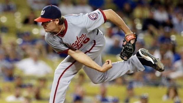 Washington Nationals reliever Tyler Clippard had a 6-3 record with a 2.41 earned-run average last season.