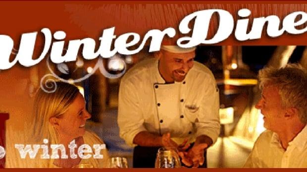19 Charlottetown restaurants are taking part in the 2016 WinterDine.