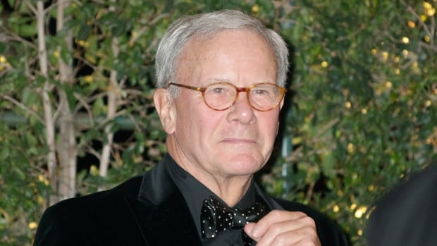 Former NBC Nightly News anchorman and author Tom Brokaw, seen at the Academy of Motion Picture Arts & Sciences 4th annual Governors Awards in December 2012, has been diagnosed with cancer.