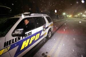 Winter Weather Georgia
