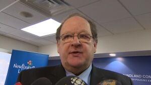 Premier Tom Marshall Feb. 12, 2014