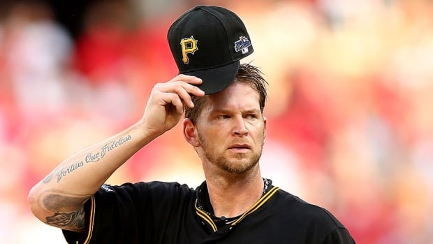 Free-agent pitcher A.J. Burnett is said to have agreed to a one-year contract with the Phillies after posting a 10-11 record and 3.30 ERA for Pittsburgh last season.